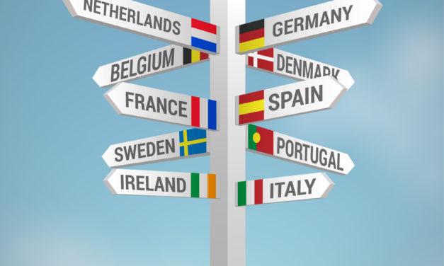 Europe – September 2020 – the highlights