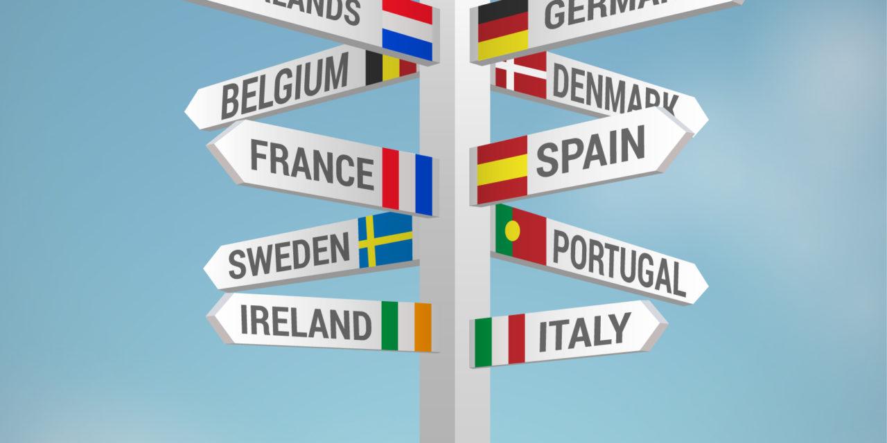EUROPE – LES POINTS CLEF DE MAI 2021